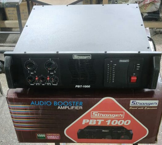 Total solution - Power Amplifiers at Best Price in India